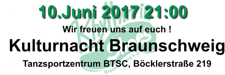 Kulturnacht Braunschweig 10juni2017