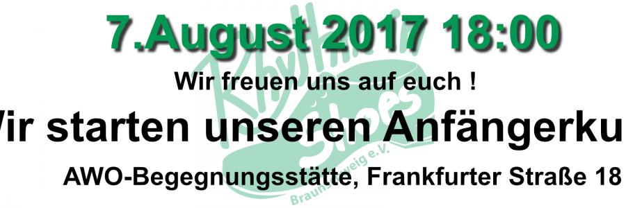Anfängerkurs2017